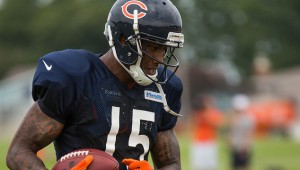 Brandon Marshall's 334.6 Fantasy points led Todd Farino to a league best 1821 regular season team total.